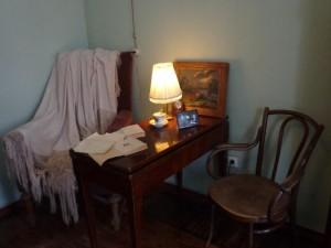 Комната Ахматовой (Правая сторона)