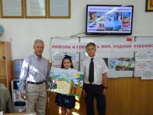 Раим Фархади, Даната Абдукадырова, Ярослав Каретников