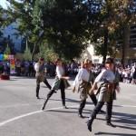 """Танец учениц 7 """"Б"""" класса"""