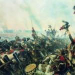 «Конец Бородинского боя». Бородинская битва. 26 августа 1812, вечер
