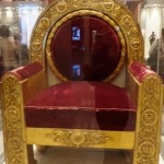 Кресло тронное Александра I