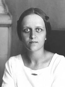 Елена Александровна Тудоровская, 1923.