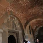Потолки в церкви Святой Гаяне