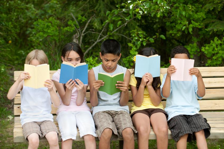 Чтение летом
